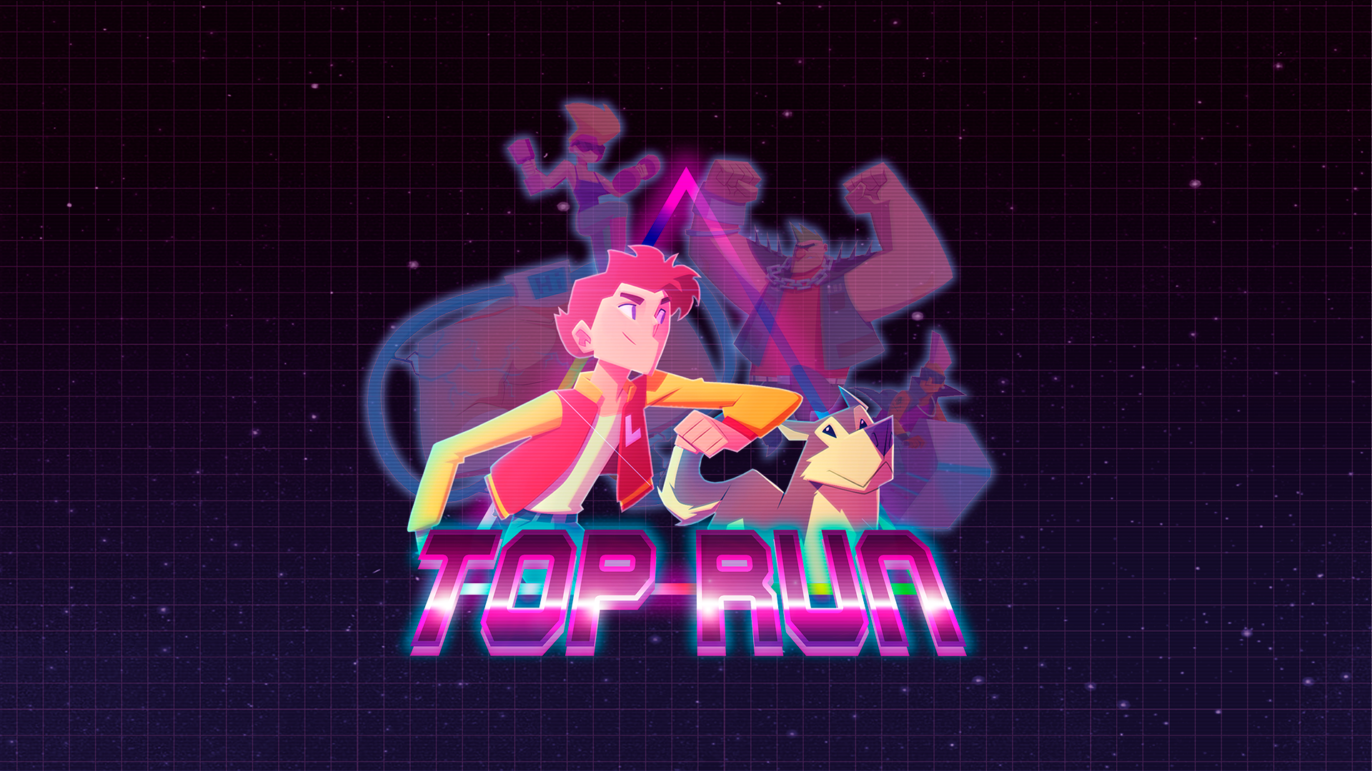 Top Run Cover Art